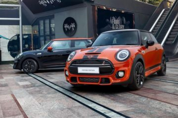 MINI Cooper Oxford edition in India