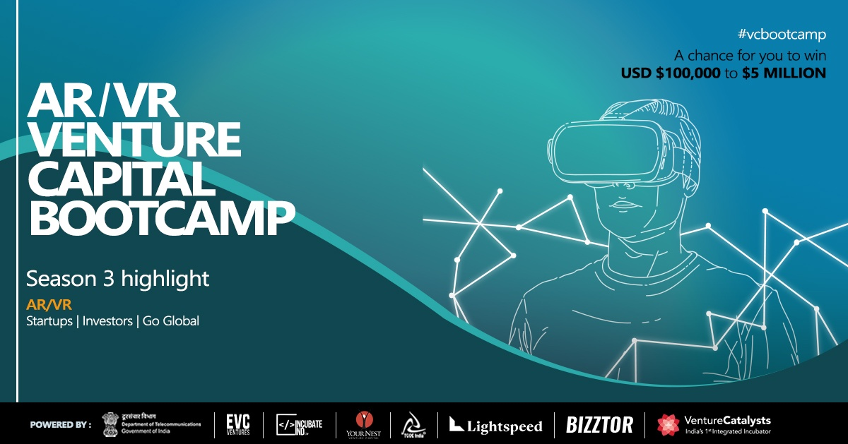Highlights: Season 3 AR/VR Venture Capital Bootcamp At EVC Ventures