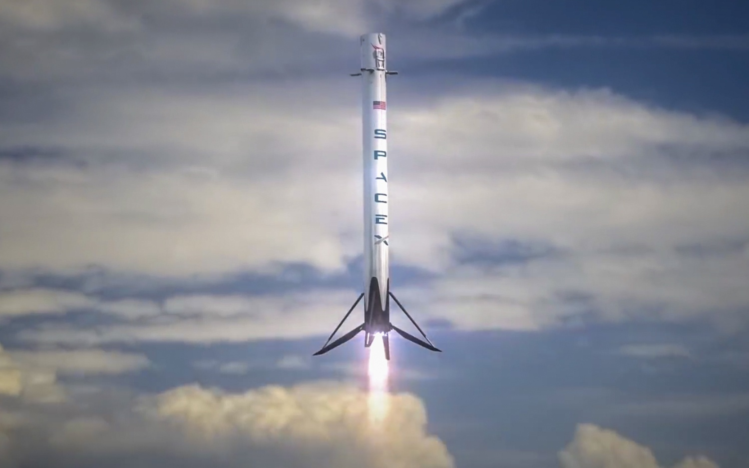 Image result for SpaceX Launch - First Ground-Landing on West Coast