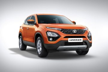 Tata Harrier SUV price