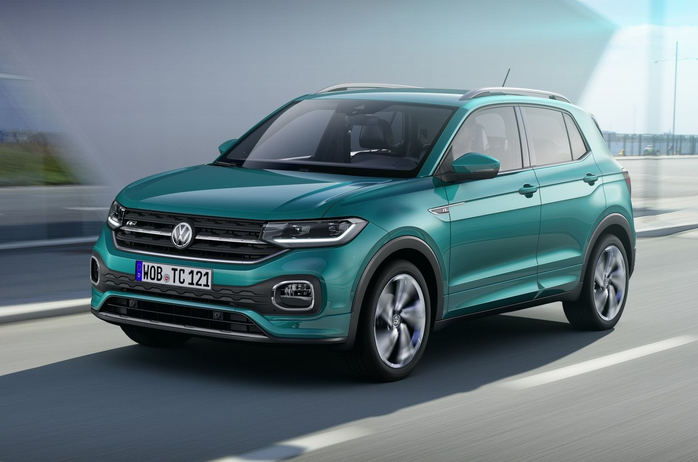 Volkswagen T Cross global launch