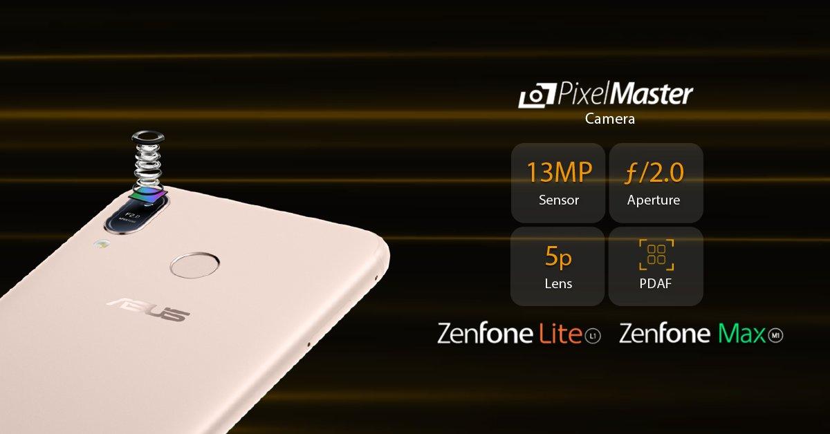 Zenfone Rear Camera