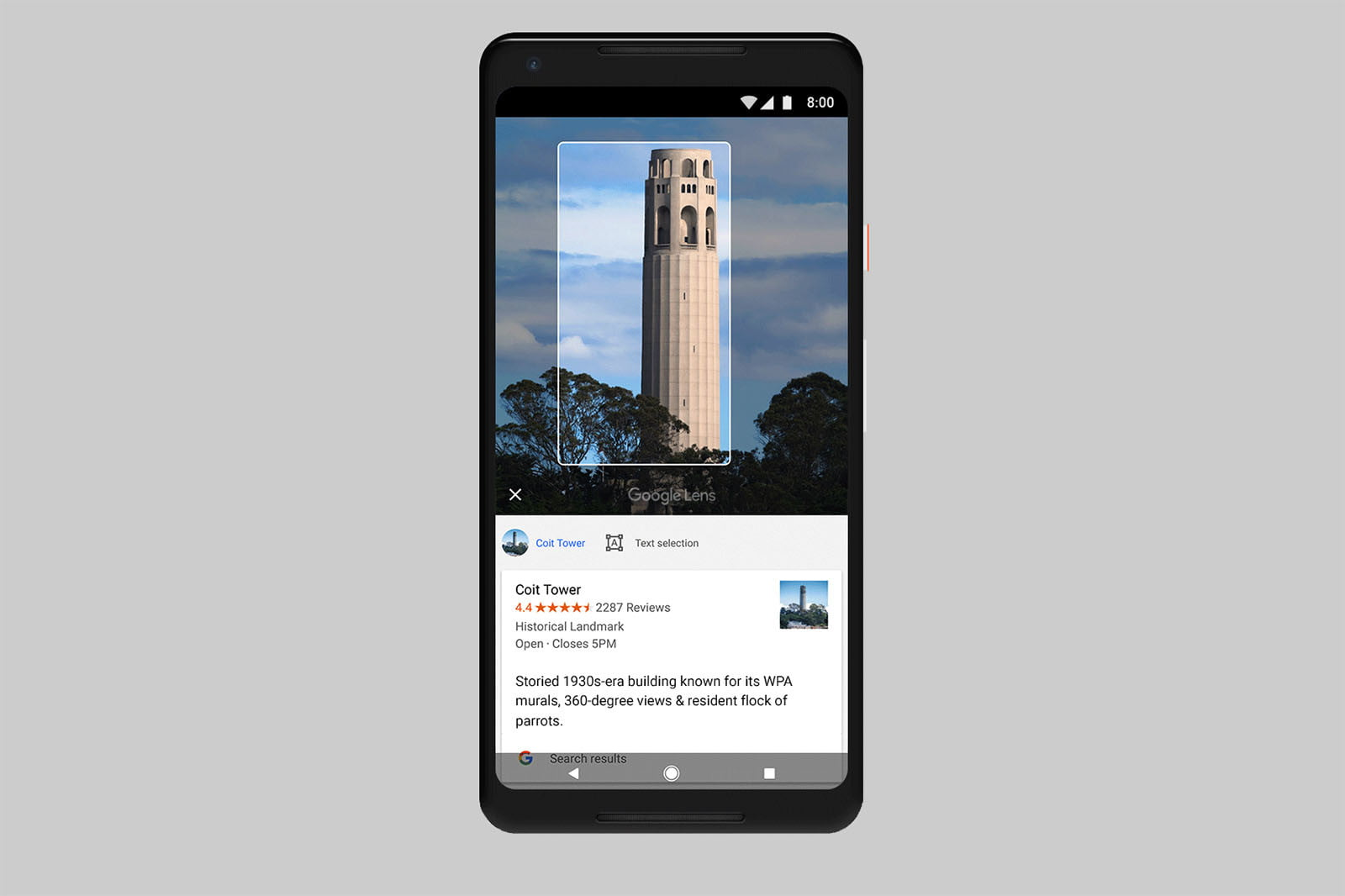 Smart Google Lens upgrade lets you analyze any image on your phone