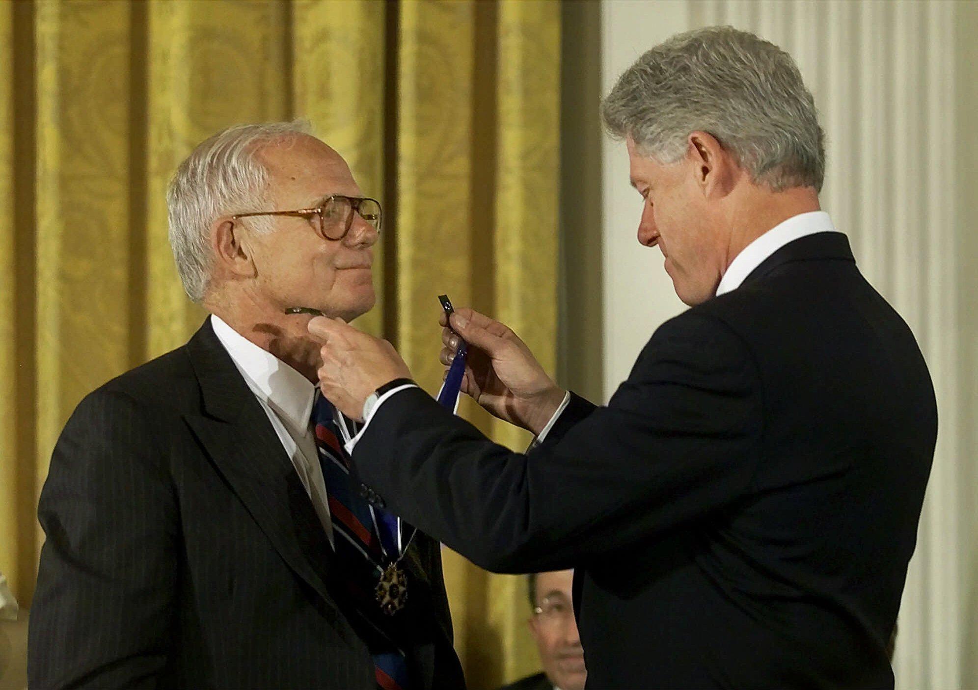 James E. Burke - Honor