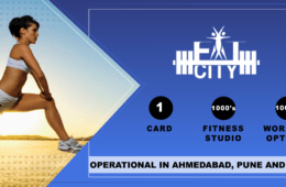 FitCity makes going to the gym economical and convenient for users