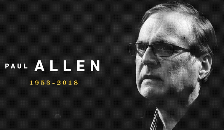 Paul Allen: Microsoft co-founder dies aged 65