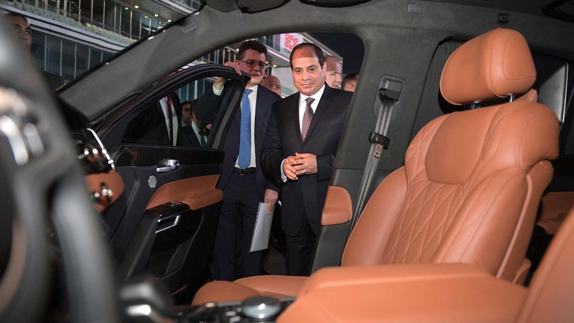 vladimir-putin-aurus-senat-egypt- president