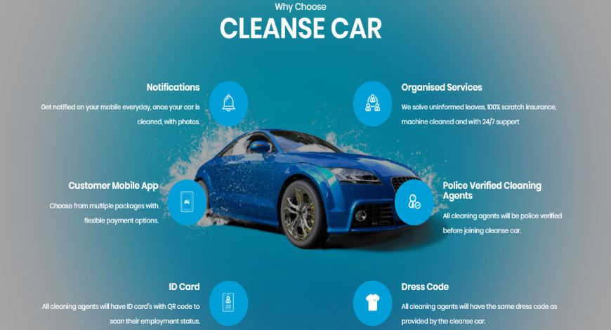 CleanseCar raises Rs. 3.5 crore