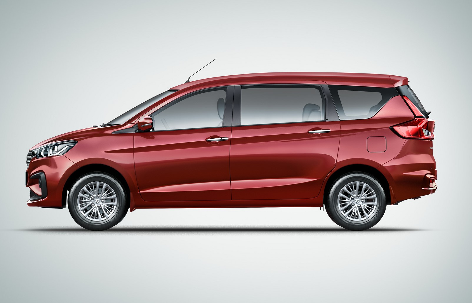 2018 Ertiga side profile