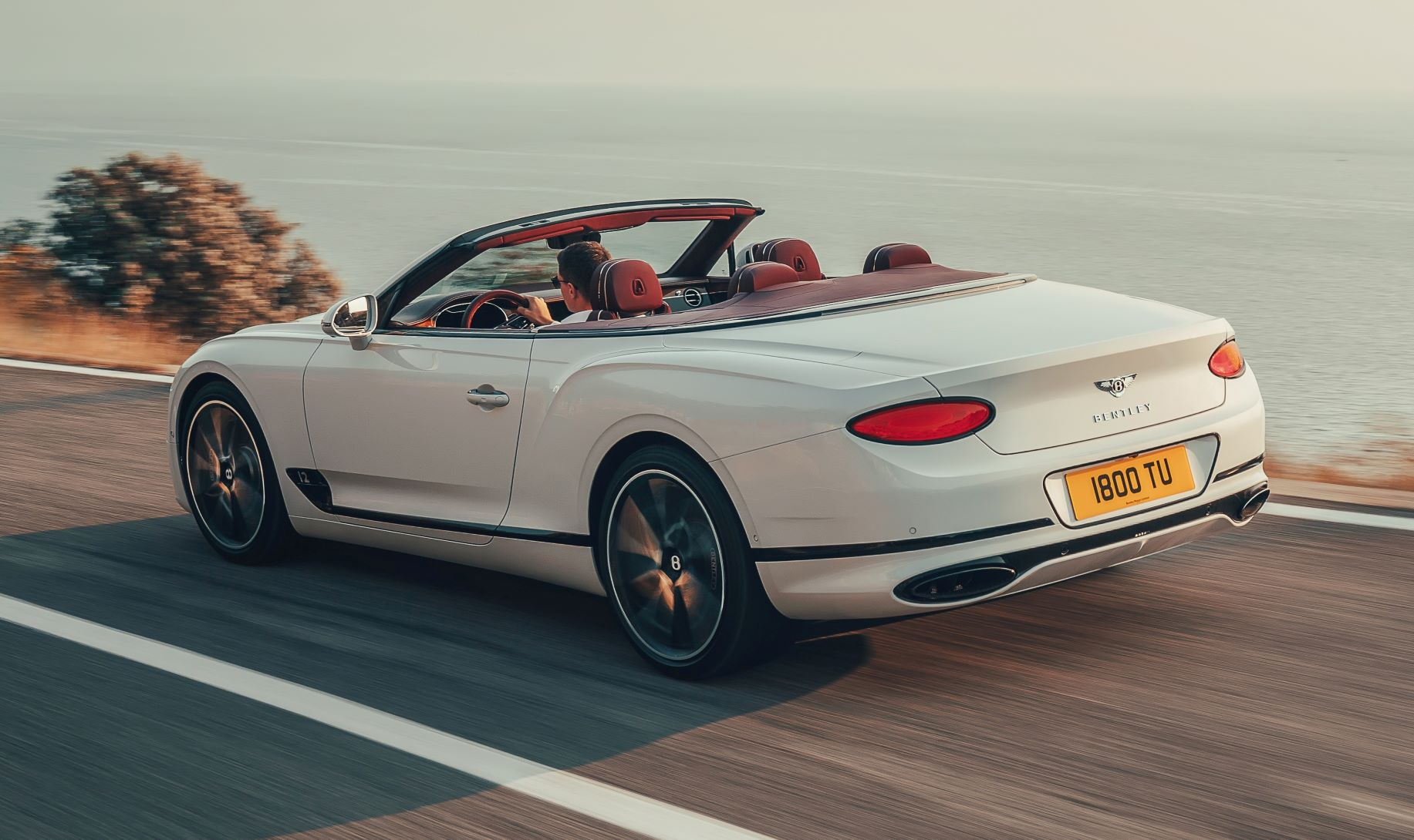 2019 Bentley Continental GT Convertible price
