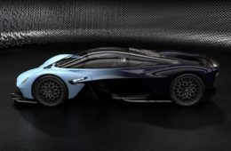 Aston Martin Valkyrie offical image