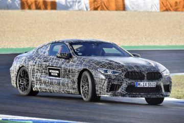BMW M8 launch date