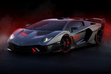 Lamborghini Squadra Corse SC18