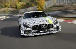 Mercedes AMG GT R PRO teaser