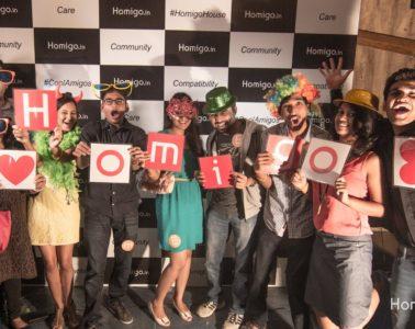 Homigo, co-living startup