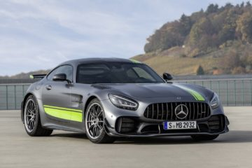 2020 Mercedes AMG GT R Pro unveiled