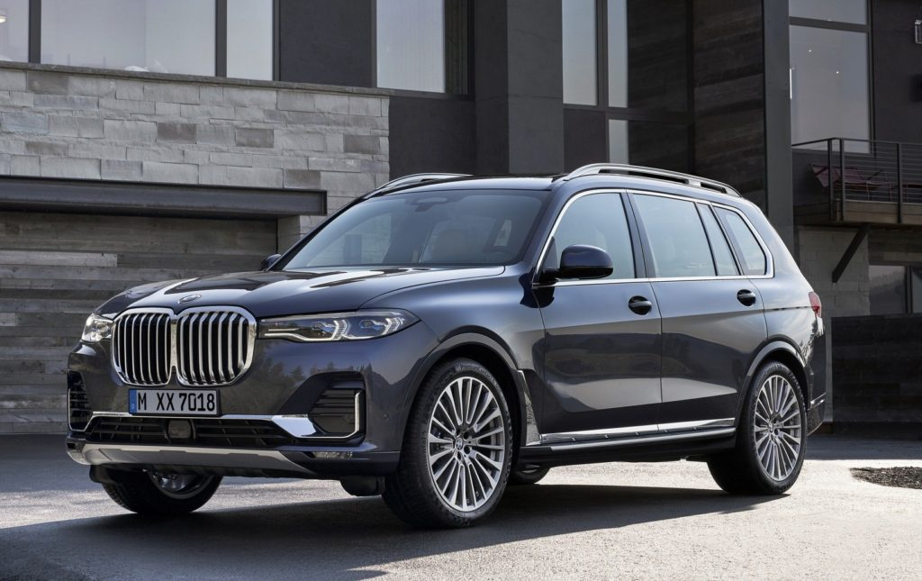 Bmw X7 M50d To Be Launched In India On Jan 31 Techstory