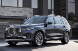 BMW X7 M50d India launch