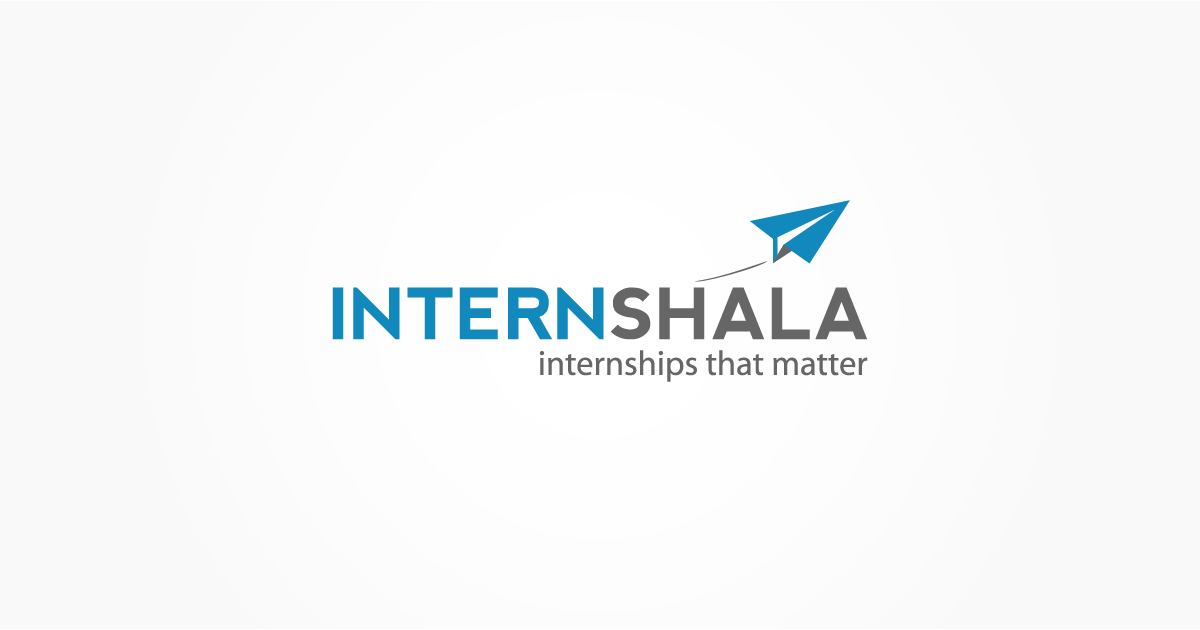 Internship initiative by internshala