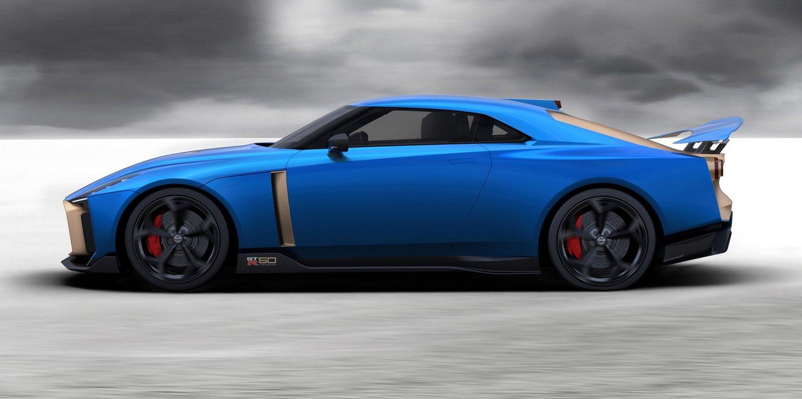 Italdesign Nissan GT R50 production price