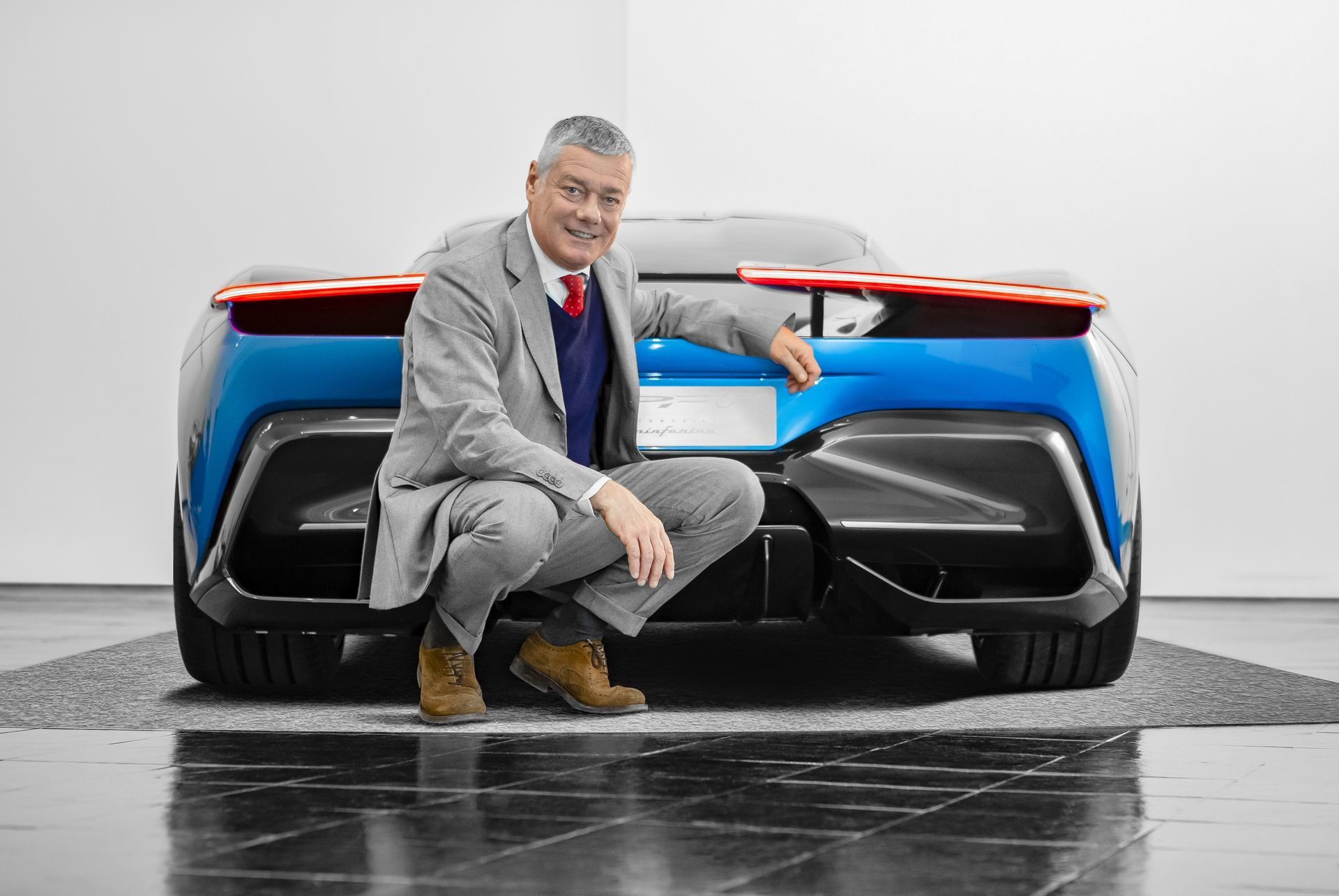 Pininfarina PF0 power