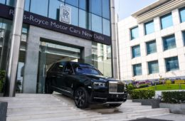 Rolls-Royce Cullinan India launch