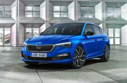Skoda Scala hatchback revealed
