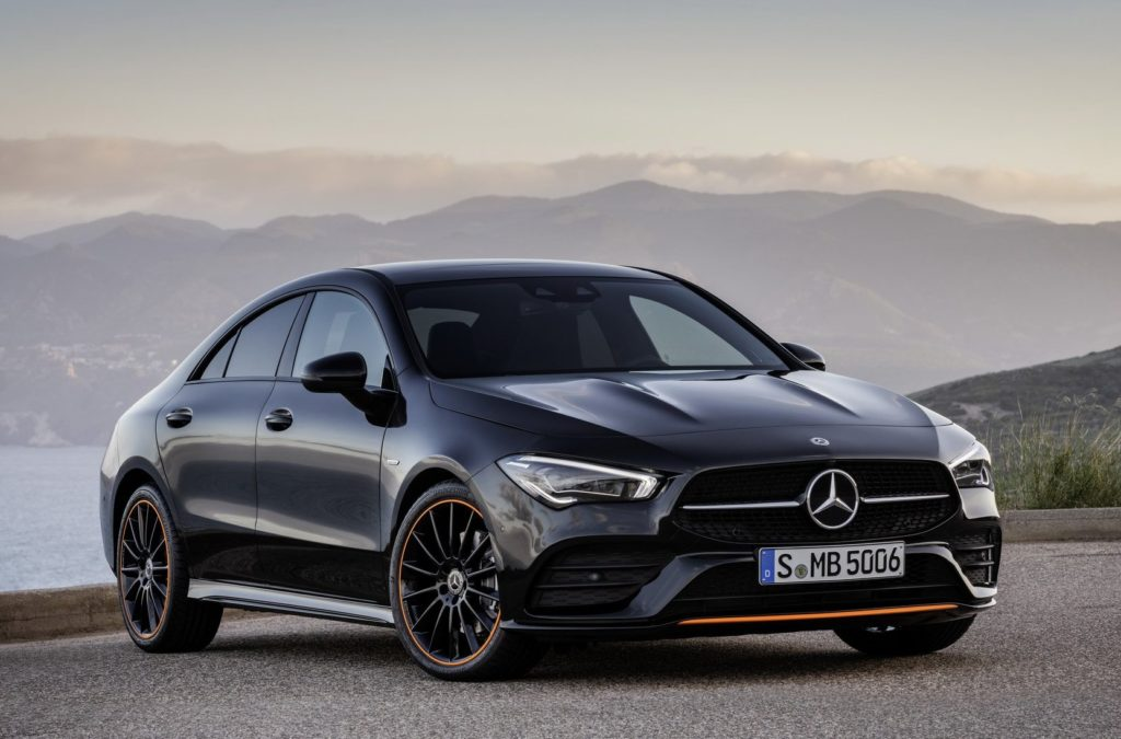 New Mercedes-Benz CLA: second-generation model revealed!