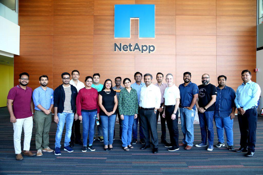 NetApp Excellerator Cohort 3 Startups