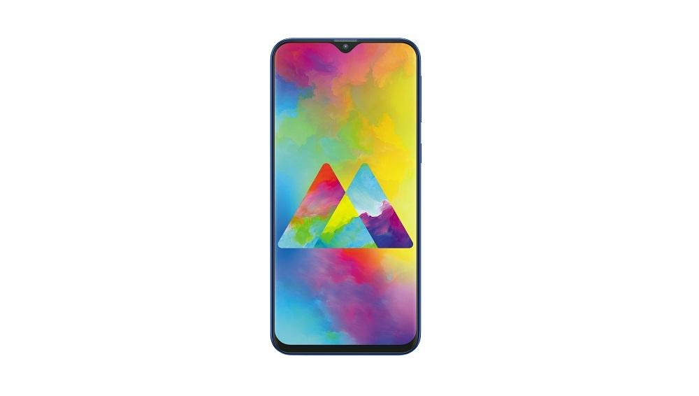 Samsung Galaxy M20 Front