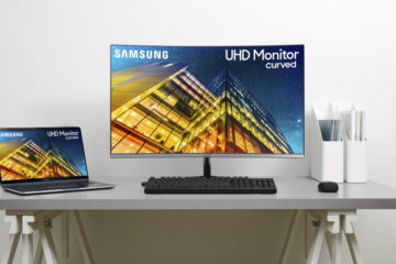 UR59C Curved Monitor