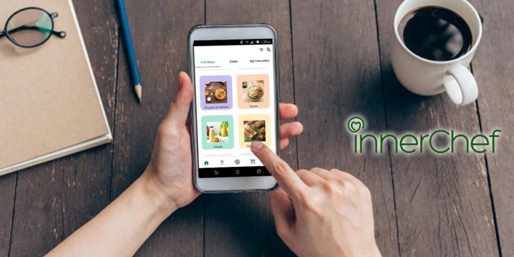 InnerChef raises $6.5 Million