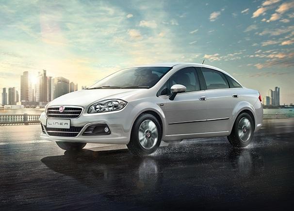 FCA Fiat India discontinue