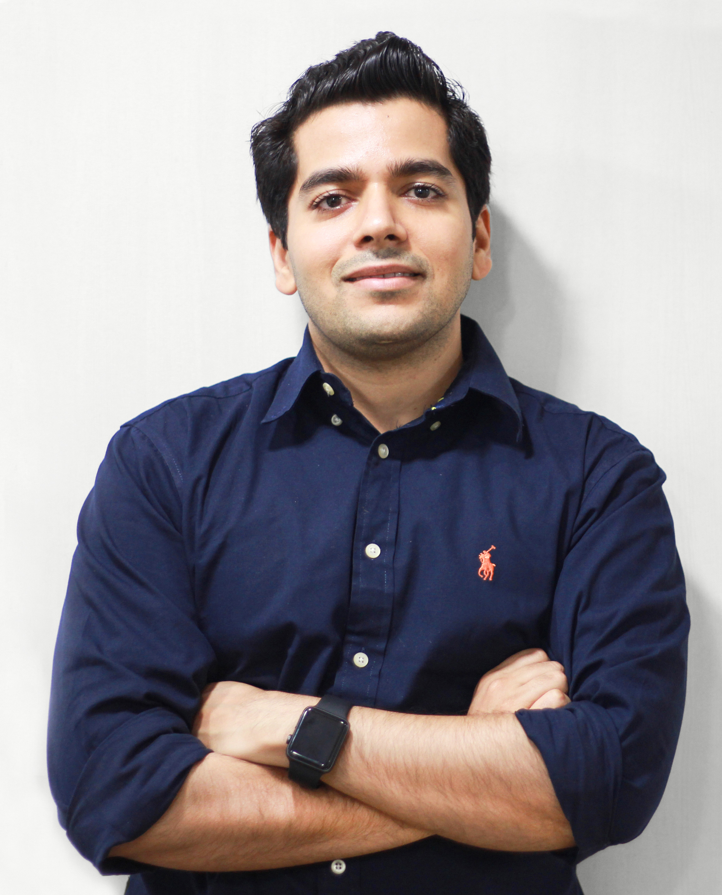 Piyush Jain, Co-Founder and CEO, ImpactGuru.com