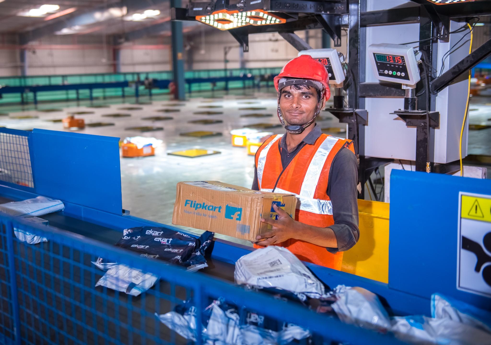Flipkart Warehouse