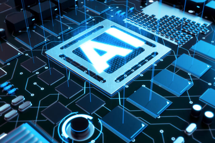 AI to make Chipsets