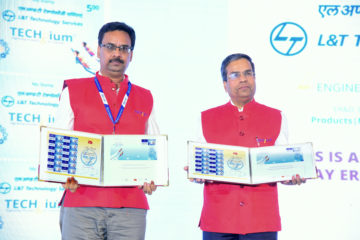 LTTS launches TECHgium Stamp