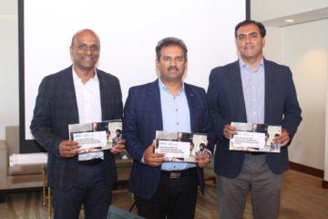 From Left to Right - Pari Natarajan, Ajeya Motaganahalli, Sanjay Nath