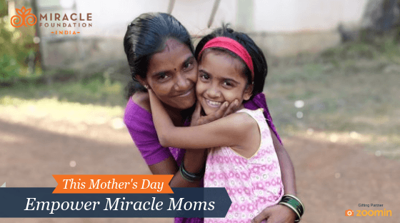 Miracle Foundation India partners with Zoomin for its Mother's Day campaign