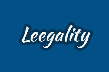 Leegality