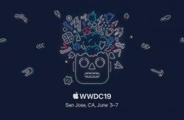 The WWDC logo