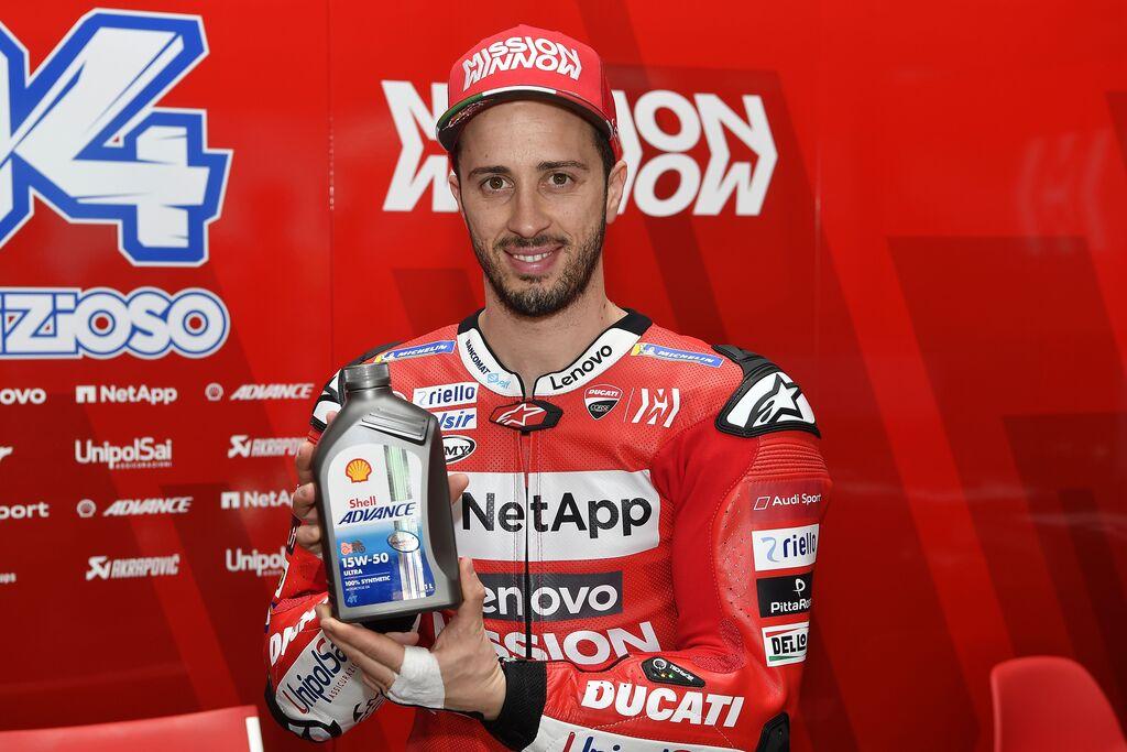 Pre-season Shell Packshots with the Ducati team