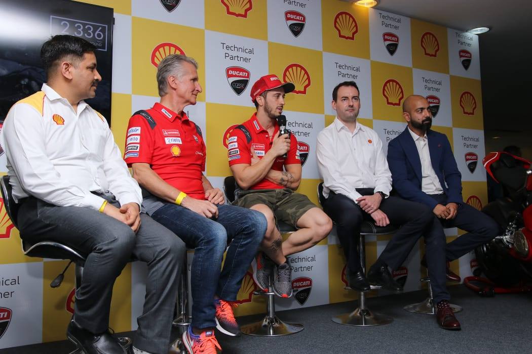 Shell Ducati Riders' Day