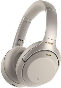 Noise canncelling headphones Sony wh1000XM3