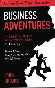 Get financially smart through Business Adventures