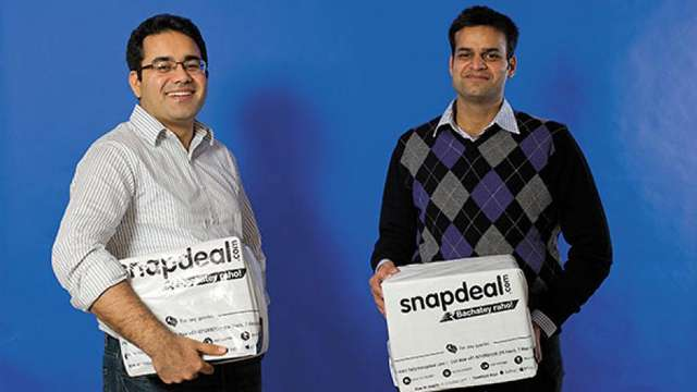 Snapdeal cofounders