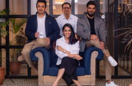 Mayank Negi_Mohit Mehta_Ahsaan Qureshi_Ishita Yashvi_Co-Founders Cross Border Kitchens