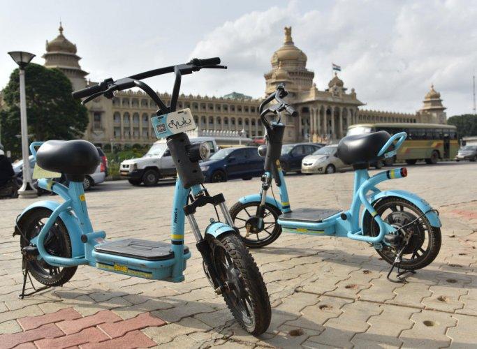 Yulu Sets Up Shop In Ahmedabad Techstory