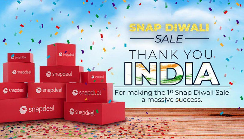 Snapdeal growth