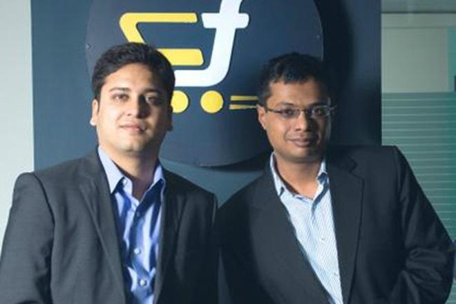 Flipkart Sachin and Binny Bansal